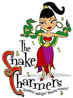 The Snake Charmers logo